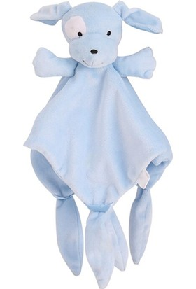 GOB2C Yumuşak Bebek Battaniyesi Mavi
