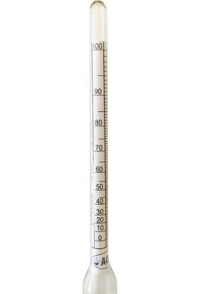 Achem 0-100 Etil Alkol Alkolmetresi Kısa Form