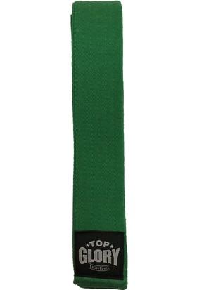 Top Glory 280 cm Yeşil Kuşak Taekwondo, Judo, Aikido Kemeri