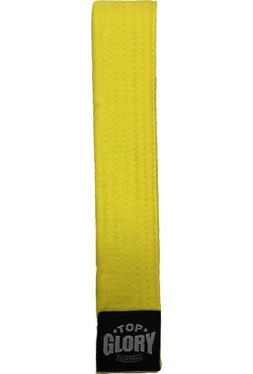 Top Glory Sarı Kuşak 200 cm Taekwondo,karate,judo Kemeri