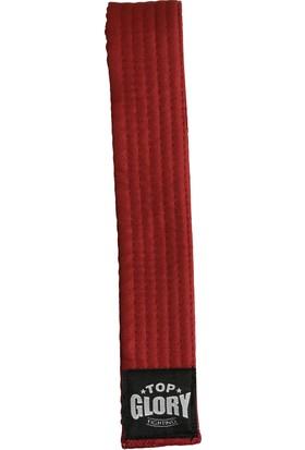 Top Glory 280 cm Kırmızı Kuşak Taekwondo, Judo Kemeri
