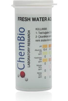 Chembio Akvaryum Test Kiti Ph Sertlik Nitrat Nitrit Alkalinite