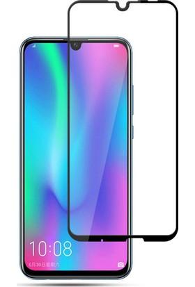 Melikzade Huawei Honor 10 Lite Tam Kaplayan 5D Ekran Koruyucu Cam