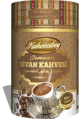 Kahvecibey Osmanlı Divan Kahvesi Silindir 240 gr