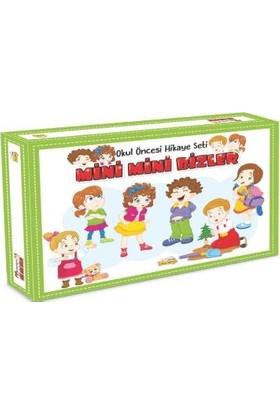 Okul Öncesi Hikaye Seti Mini Mini Bizler 10 Kitap Set