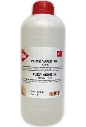 Pleksi Yapıştırıcısı Kloroform 1lt - 1350GR - Kalın