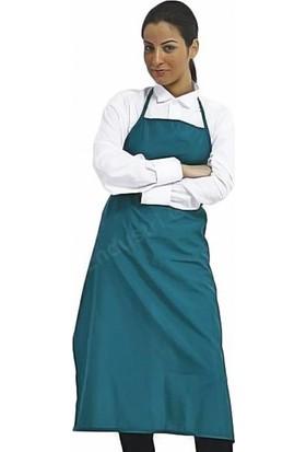 Şensel Boyundan Askılı - Garson Aşçı Restorant İş Önlüğü - Mutfak Önlüğü - Unisex