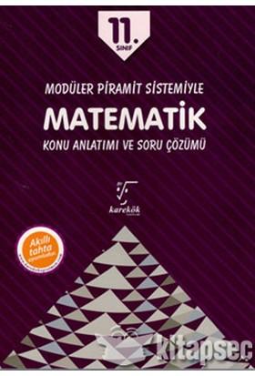 Karekök Yayınları 11.Sınıf Matematik Konu Anlatım