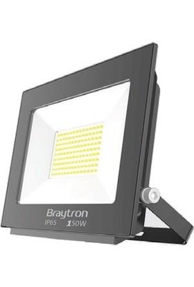 Braytron 150 W Smd LED Projektör Beyaz Işık BT60-09432