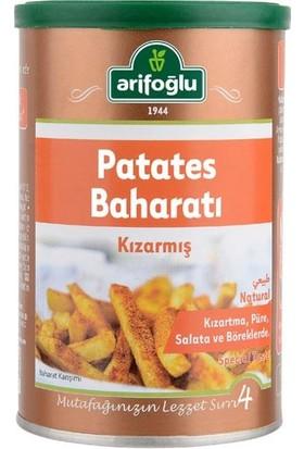 Arifoğlu Kızarmış Patates Baharatı 200 gr Teneke