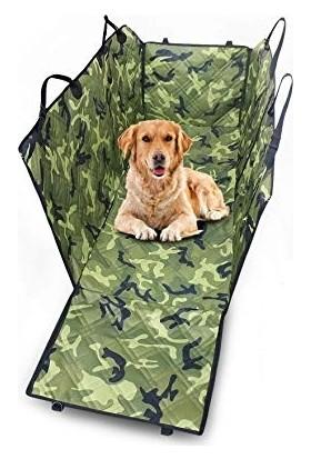 Ankafix Arka Koltuk Köpek Evcil Hayvan Örtüsü Sıvı Geçirmez Kılıf
