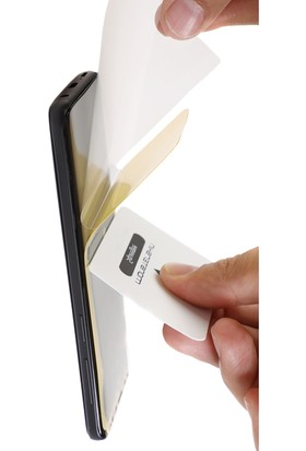Monsterskin Apple iPhone X Full Body Süper Darbeye Dayanıklı 360 Derece Tam Koruma Ekran Koruyucu