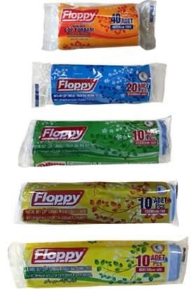 Floppy Çöp Torbası 10'lu Set