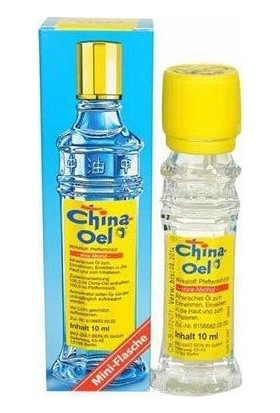 China Oel 10 ml (Çin Yağı)