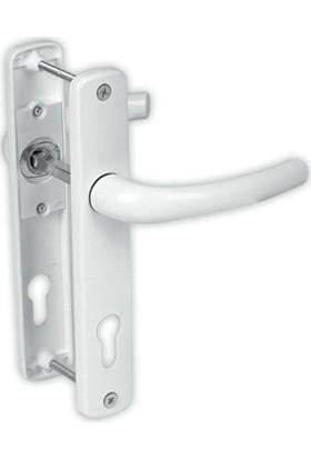 İnfo Pvc Kapı Kolu Beyaz
