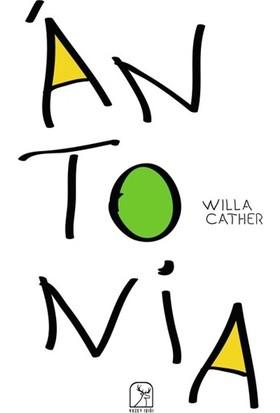 Antonia - Willa Cather