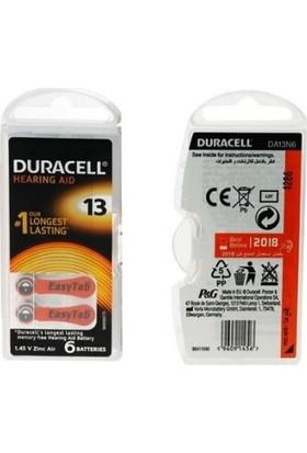 Duracell Activair 13 Numara 60'lı Özel Kulaklık Pili Paketi ( 60 Adet )