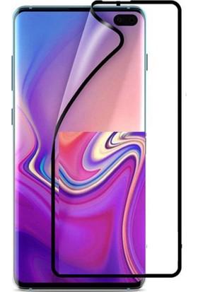 Engo Samsung Galaxy S10E Ekran Koruyucu 6D Campet Flexible Yeni Nesil Tam Kaplama 9h Temperli Film