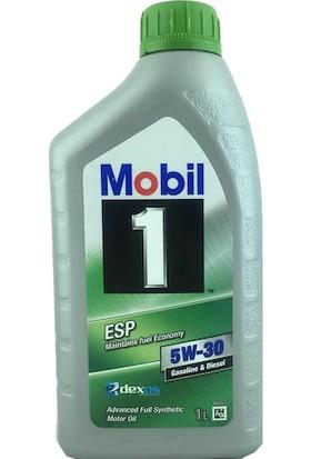 Mobil 1 Esp Dexos 2 5W-30 1 lt Dpf Araçlara Uygun Benzinli Dizel Motor Yağı