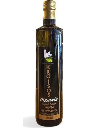 Kroisos Soğuk Sıkım Organik Zeytinyağı 750 ml