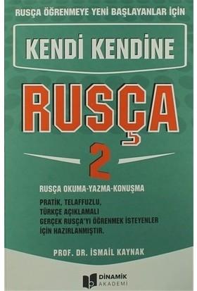 Kendi Kendine Rusça 2 - İsmail Kaynak