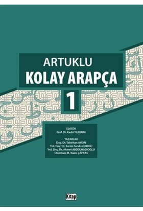 Artuklu Kolay Arapça 1 - M. Naim Çapras