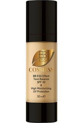 Cosmess Bb Ess Effect Tone Balance Spf 20