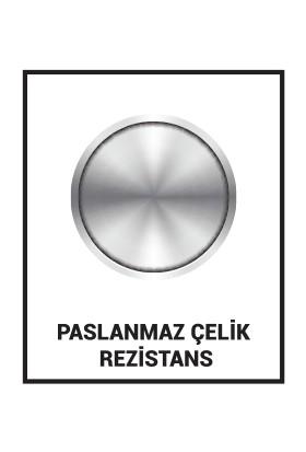 Kress KKC-108 Köpüklü Plus Plastik Elektrikli Cezve