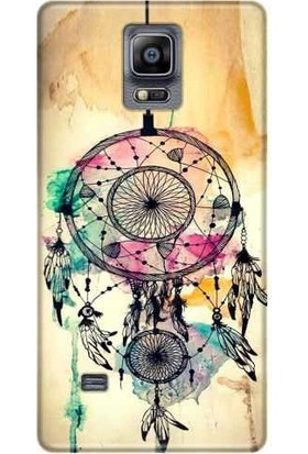 Peoples Cover Samsung Galaxy Note 4 Silikon Baskılı Telefon Kılıfı