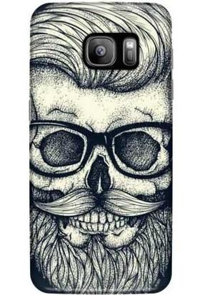 Peoples Cover Samsung Galaxy S7 Edge Silikon Baskılı Telefon Kılıfı