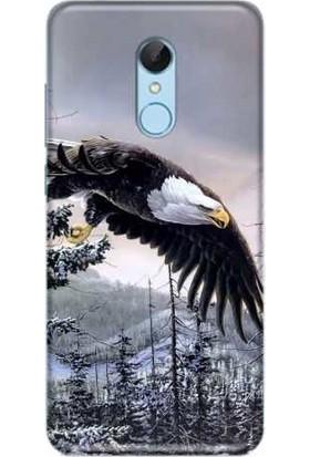 Peoples Cover Xıaomı Redmi 5 Silikon Baskılı Telefon Kılıfı