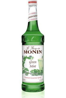 Monin Yeşil Nane Şurup 700 ml