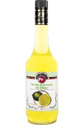 Fo Misket Limon Lime Şurubu 700 ml