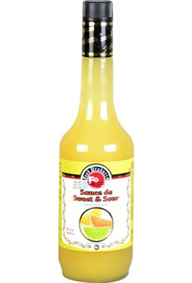 Fo Tatlı Ekşi Sweet Sour Şurubu 700 ml
