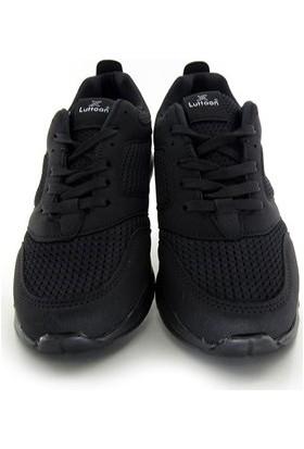 Luttoon Prt-021-M Erkek Spor Ayakkabı Siyah