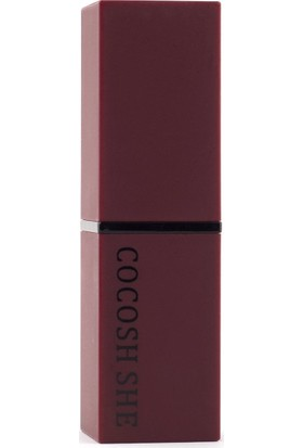 Cocosh She Color Creamy Ruj01 Mulberry
