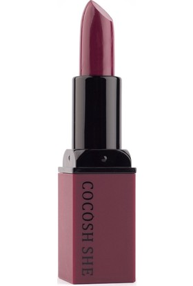 Cocosh She Color Creamy Ruj02 Boysenberry