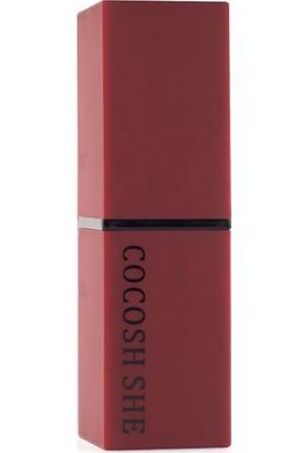 Cocosh She Color Creamy Ruj03 Bloody