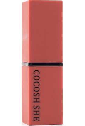 Cocosh She Color Creamy Ruj04 Wild Stawberry