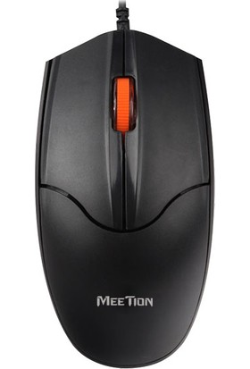 Meetion mt A1 Kaydırma ve Konforlu Tuşlu Kablolu Mouse