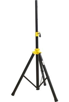 Lastvoice KB01 Yellow Kabin Hoparlör Standı Sehpası - Hoparlör Ayağı
