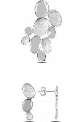 Silverella Gümüş Taşsız Set