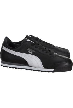 Puma Siyah Unisex Ayakkabısı 35357211 Roma Basic