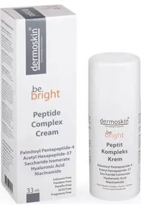 Dermoskin Be Bright Peptit Kompleks Krem 33 ml
