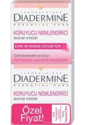 Diadermine Koruyucu Nemlendirici Bakım Kremi 2x50 ml set