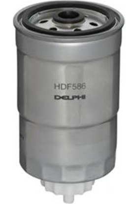 Delphi Mazot Filtresi Volkswagen Passat Audı A4 A6 1.9Tdı Del Hdf586