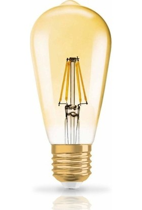 Osram LED Edision Vintage 1906 2.5W Rustık LED Ampul 225 Lümen