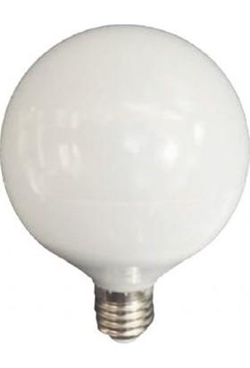 LED Glop 15W 1251 Lümen G95 Beyaz 6500 Kelvin