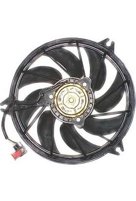 Kale Fan Motoru Pervanelı Klimalı Peugeot 206 200W 392Mm Klr 419600