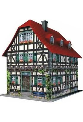 Ravensburger 3 Boyutlu 216 Parçalı Plastik Puzzle Çiftlik Evi-125722